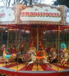 Traditional Children's Carousel